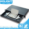 24 Ports 19 Inch Simplex Fiber Optic Patch Panel