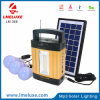 Muntifunction MP3 Player and FM Radio Solar Light System