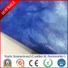 Semi-PU and PVC Artificial Leather Can Do for Shoes, Handbags and So on