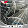 Mild Steel Pre Galvanized Steel Pipe/Pre-Galvanized Round Pipes for Building Material