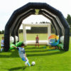 Inflatable Football Goal Shoot out Game for Kids