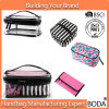 2017 Wholesale Women Waterproof Makeup Cases PVC Cosmetic Bag 4 PCS Set (BDY-1706018)