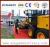 Eougem Gr120 Motor Grader with 115HP Power Road Construction Machine