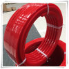 Red PU Extruded Belt