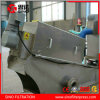 Stainless Steel Screw Filter Press for Grease Sludge Treatment