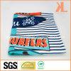 Home Hotel Textile 100% Cotton Stripe Blue Print Beachtowel