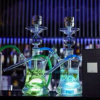 Chinese Whosale Anahi Artistry Glass Hookah Factory