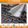 High Pure Quality Aluminum Cabinet Profiles Extrusions