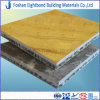Gold Yellow Limstone Aluminium Honeycomb Backed Stone Panel for Wall