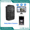 PC Real - Time Police Body Worn Camera for Police Officers, Support 3G / 4G / WiFi
