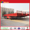 Three Axles German Air Suspension Transport Grain Trailer