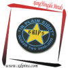 2014 Cheap Custom Embroidery Badges Patches/Shool Badges (X-202)