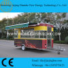 Snack Food Cart for Sale with Ce