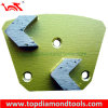Segmented Trapezoid Metal Diamond Polishing Pad for Concrete