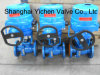 Electric PFA Lined Ball Valve (Q941F46)