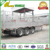3 Axles Stake Tri-Axle Fence Tansport Cattle Livestock Trailer