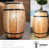 Hongdao Custom Wooden Wine Barrel for Wine Estate Wholesale _E