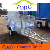 Small Strong Box Utility Trailer