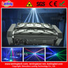 New 8 PCS 4 in 1 RGBW Moving Spider Beam LED Disco Light