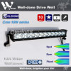 120W CREE Single Row LED Light Bar for 4X4 off Road