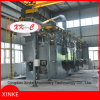 Hanging Chain Catenary Through Shot Blasting Machine