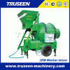 Jzm500 Self-Falling Dry Mortar Concrete Mixer Construction Machine