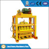 Qtj4-40 Small Scale Germany Concrete Brick Machine Block Making Machine