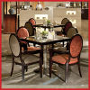 Custom Banyan Tree Wooden Banquet Chair Resort Restaurant Hotel Furniture Set