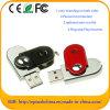 Metal Swivel USB Stick Customized Logo 8GB USB Flash Memory