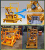 Qmr2-45 Concrete Brick Machine Block Making Machine