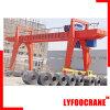 Single Girder Gantry Crane with Good Quality Capacity 5-30t