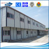 Cheap Two Floor Steel Frame Construction Field Prefabricated House for Temporary Office