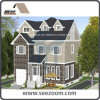 Luxury Prefab Light Gauge Steel House