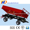 10t Utility Farm Trailer for Sale with High Quality