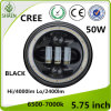 CREE 50W 5.75 Inch LED Car Light LED Headlight for Harley