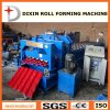 Colored Glaze Steel Tile Forming Machine