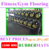 Rubber Roll Gym Flooring, Fitness Center Rubber Floor