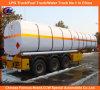 3 Axle 45000liters Carbon Steel Oil Tanker Semi-Trailer