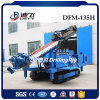 Dfm-135h Hydraulic Anchor Crawler Drilling Rig