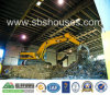 Foundation Bolt Steel Prefabricated Building/Warehouse
