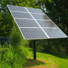Solar Post Mounting System