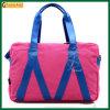 Fashion Outside Pocket Eco-Friendly Travel Leisure Bags (TP-TB135)