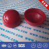 Red Hard Plastic Hollow Two Piece Ball (SWCPU-P-PB051)