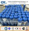Oxygen Nitrogen Argon CNG Acetylene Carbon Dioxide Hydrogeen 150bar/200bar High Pressure Seamless Steel Gas Cylinder