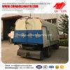 6 Wheels Van Type Road Sweeping Truck for Sale