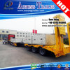 Extendable Low Bed Semi Trailer/40m Wind Blade Transport Truck Trailer