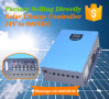 off-Grid Solar Panel System Battery Charger Controller