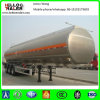 45cbm Tri Axle Stainless Steel Fuel Tanker