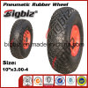 China Heavy Duty 3.00-4 Rubber Wheel for Kids Trike