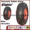 China Heavy Duty 3.00-4 Rubber Wheel for Kids Trike